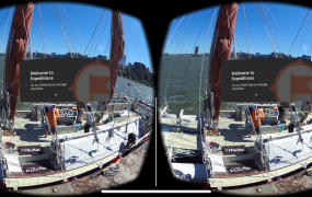 Google Expeditions has been updated for iOS to add ARKit support.