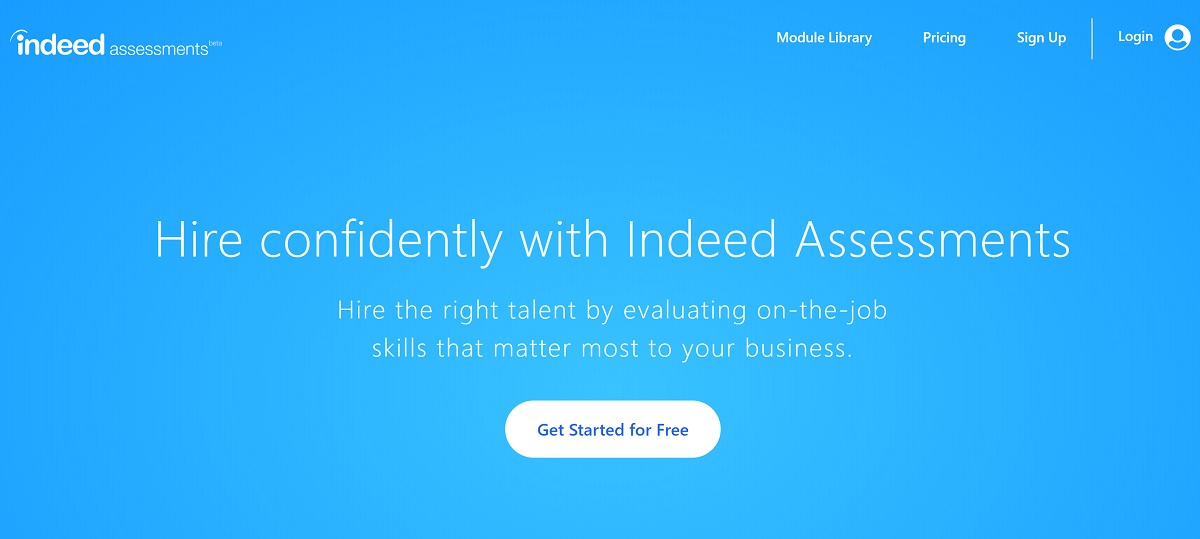 Indeed aims to democratize hiring with skills-based job screening ...