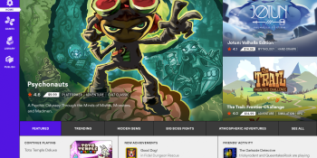 Kartridge brings Double Fine and Versus Evil to its PC game store