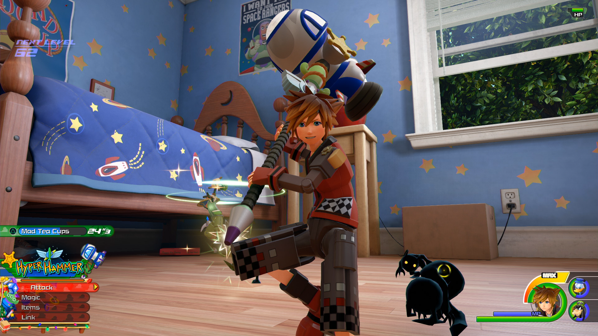 Kingdom Hearts 3 Has a Frozen Level