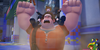Kingdom Hearts III hands-on — Wreck-It Ralph, Toy Story, and Hercules bring the Disney magic
