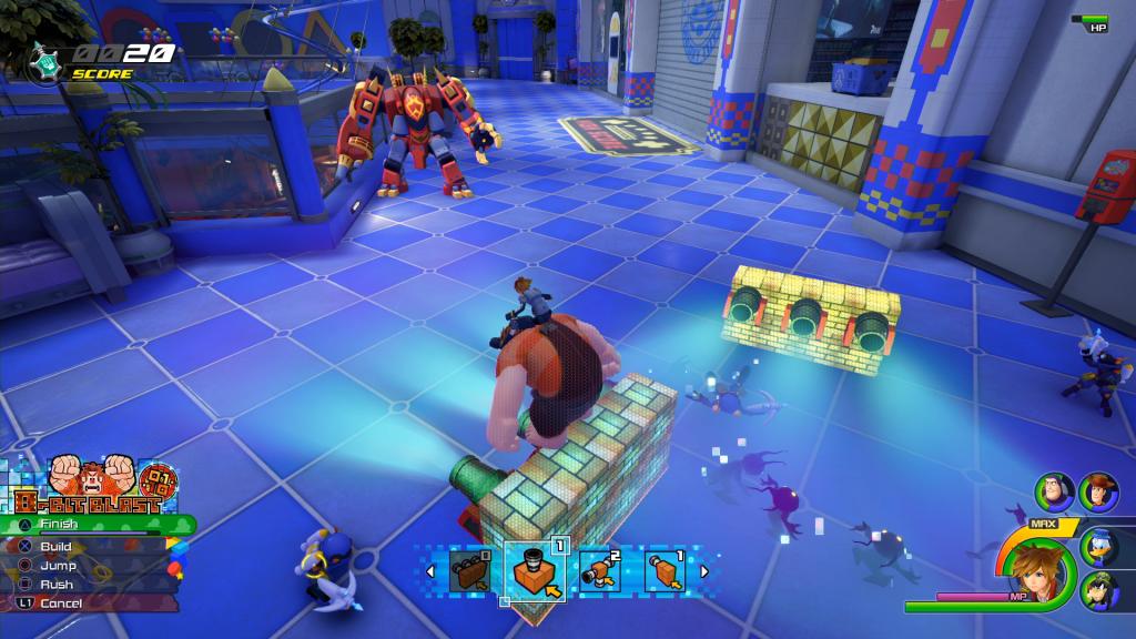 Kingdom Hearts III hands-on -- Wreck-It Ralph, Toy Story ... Wreck It Ralph Trailer Toy Story