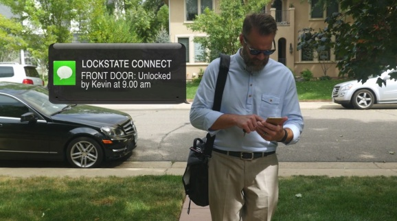 LockState owns RemoteLock, which uses the cloud to lock or unlock your doors.