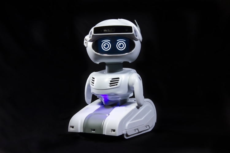 The Misty II robot for developers.