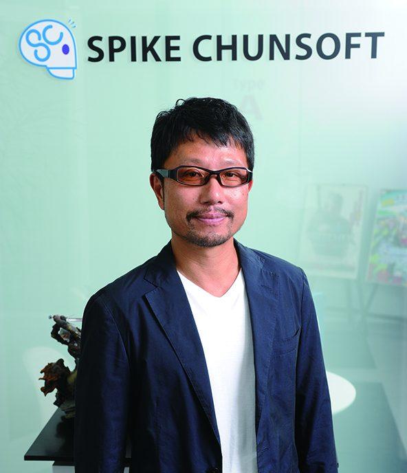 Spike Chunsoft president and CEO