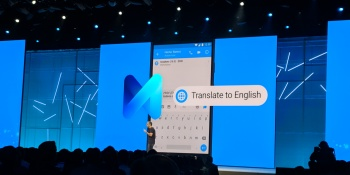 Facebook Messenger launches translations by intelligent assistant M