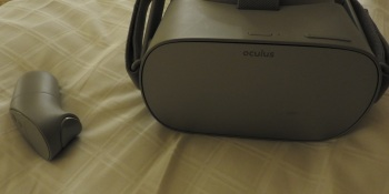 Oculus Go review — Mobility makes it a powerful experience