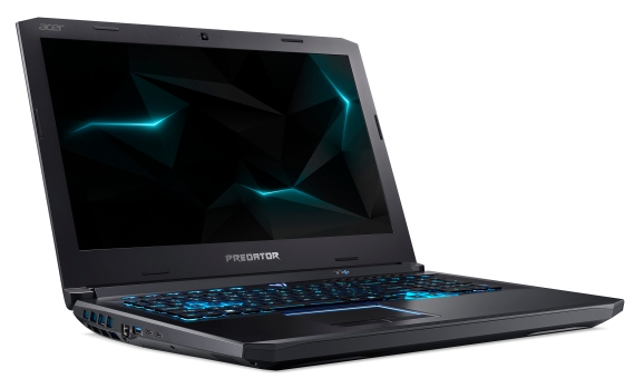 The Predator Helios 500 from Acer.