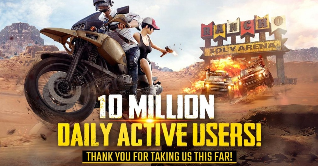PUBG is a hit on the PC, consoles, and mobile.
