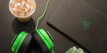 Core V2 turns Razer Blade Stealth laptop into a desktop-class gaming machine