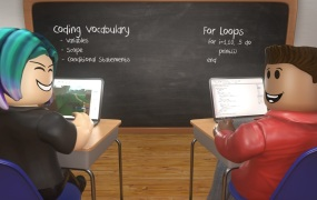Roblox wants to make it easy for kids to learn how to code.