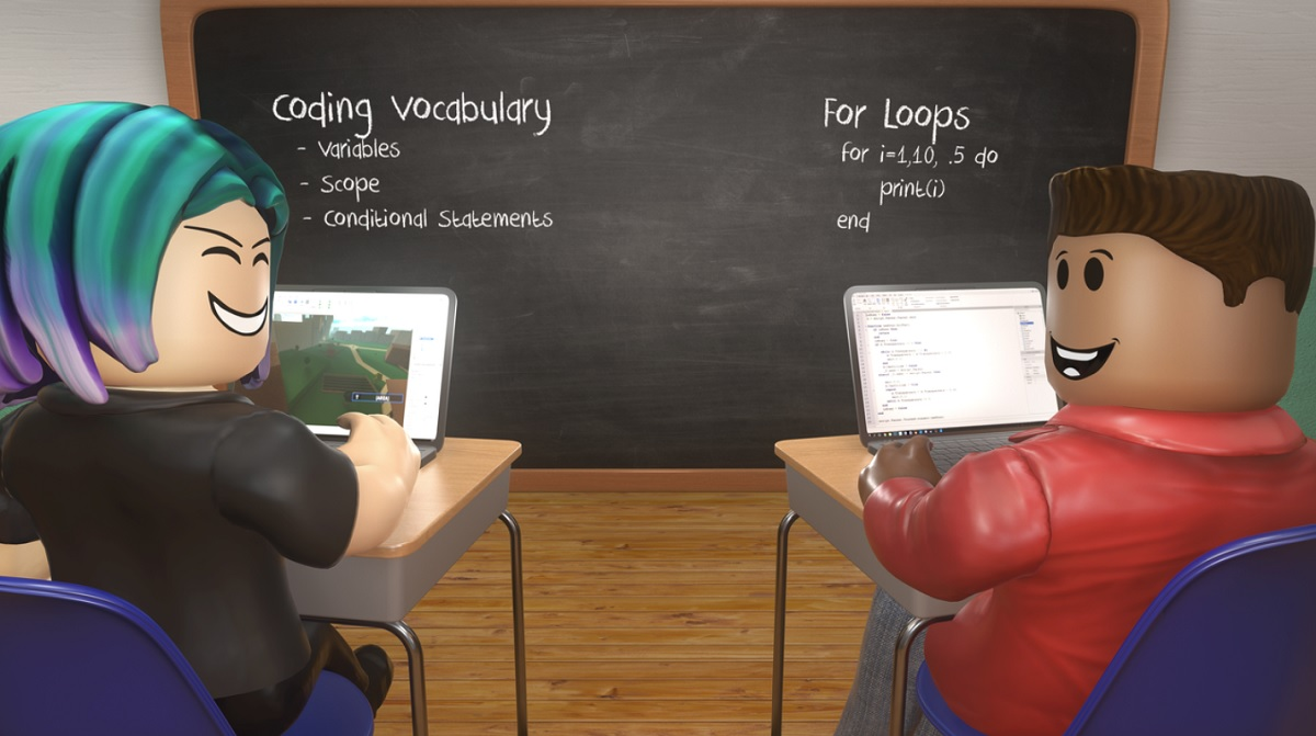 Roblox launches education initiative to get kids to code | VentureBeat