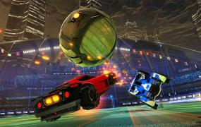 Rocket League is about to go 4K on Xbox One X.