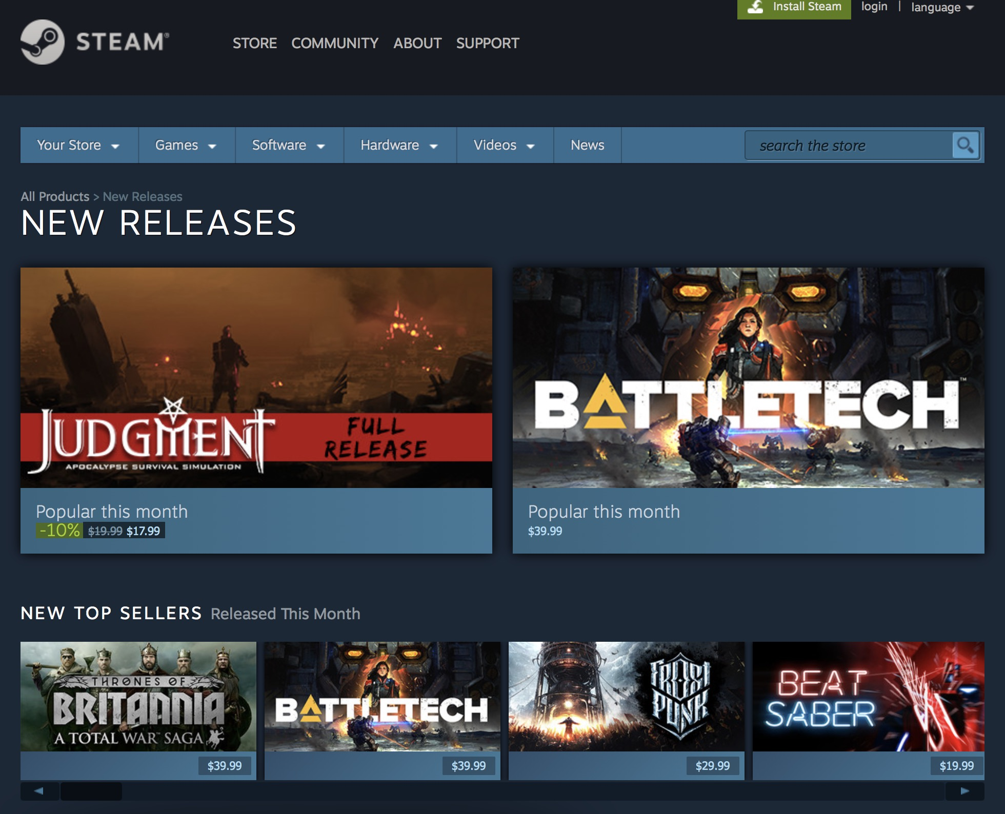 Steam Announces 'Steam Chat' Client to Improve On-Platform Communication