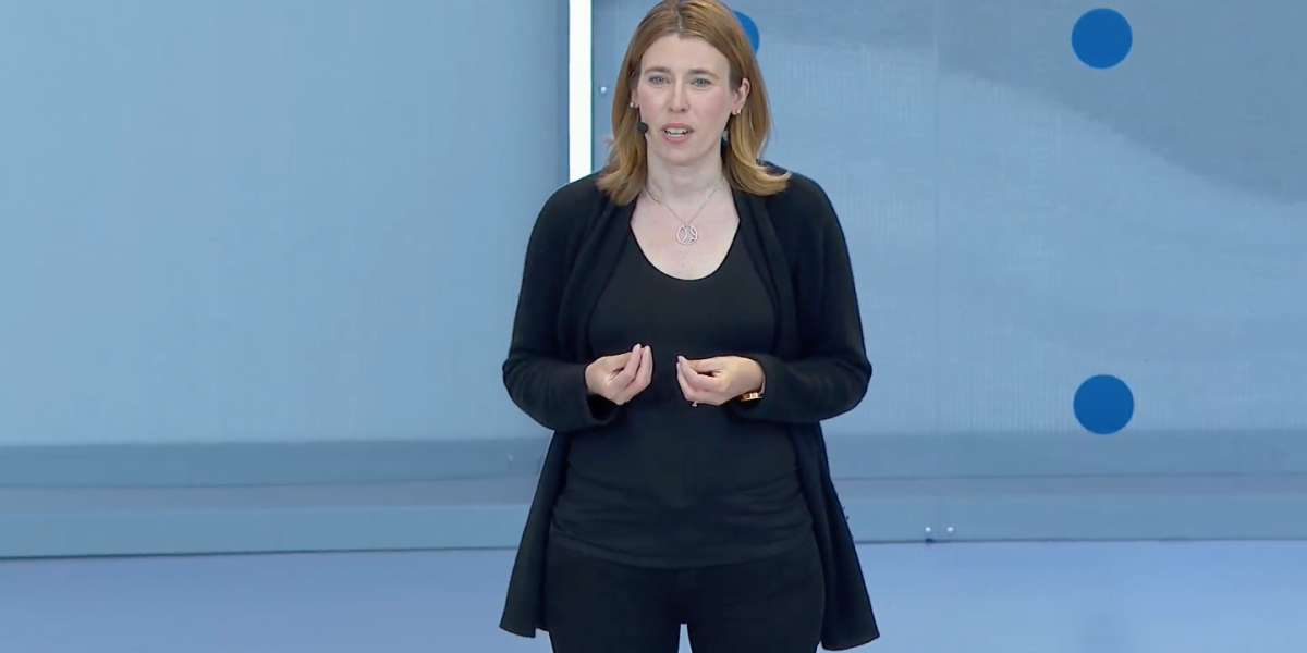 Google's Jen Fitzpatrick