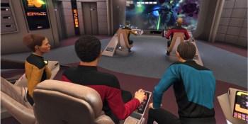 Star Trek: Bridge Crew goes full Next Generation in PSVR DLC, makes it so on May 22