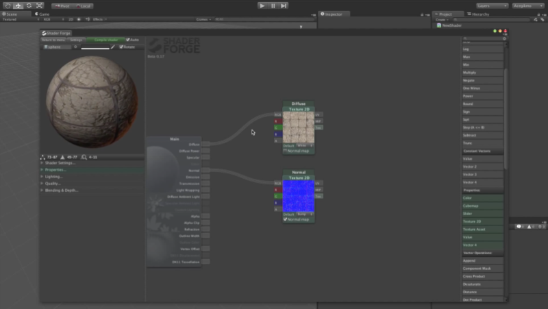 The IndieBeat: How one dev made the Shader Forge Unity tool