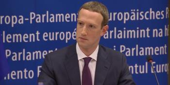 Mark Zuckerberg dodges question from European Parliament on Facebook 'shadow profiles'