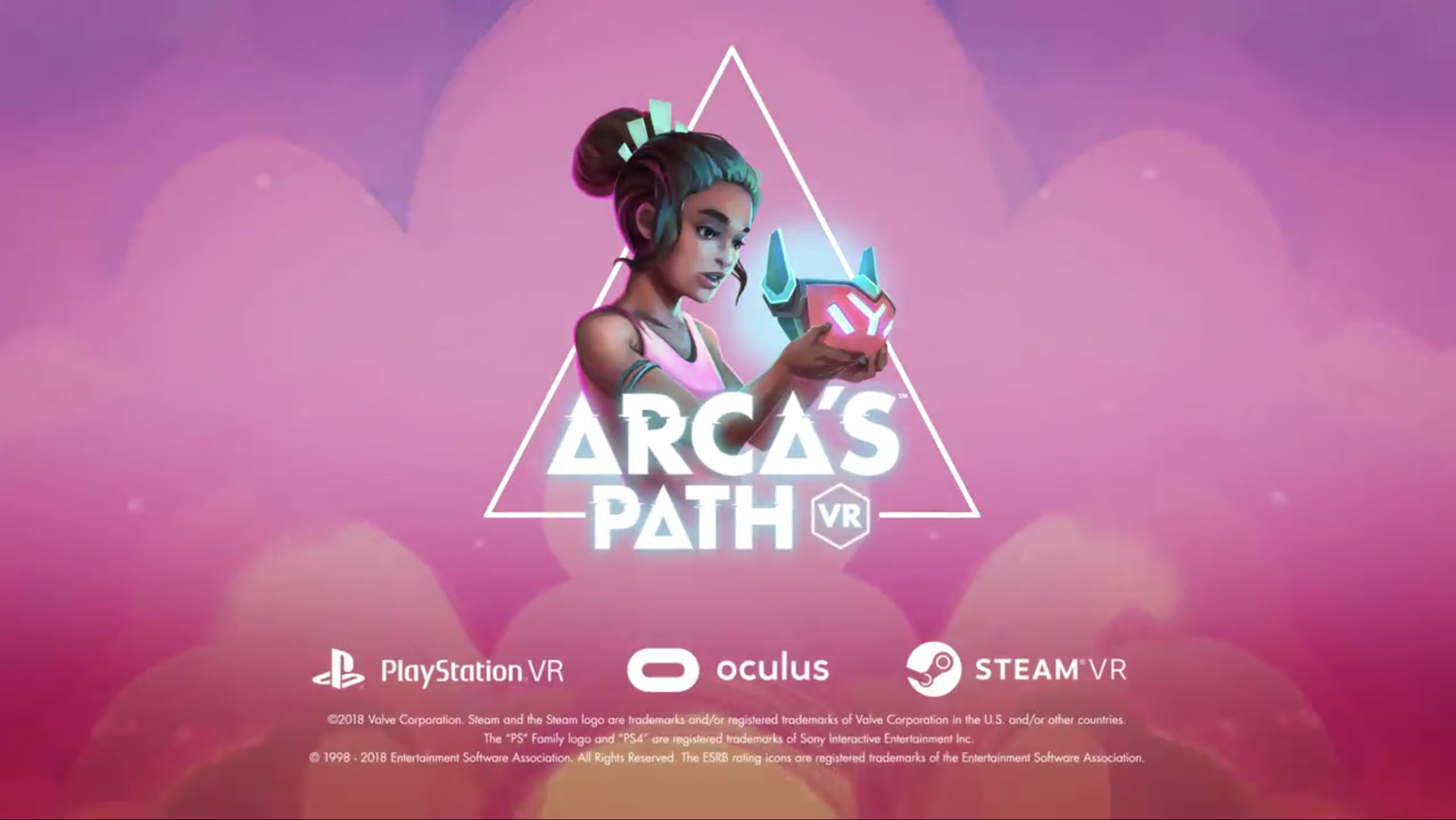 'Arca's Path VR' (ALL) Announced - Trailer