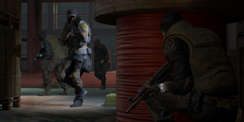 Firewall: Zero Hour is a virtual reality take on Rainbow Six: Siege