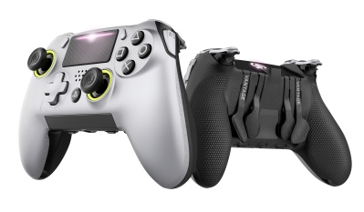 Scuf's Vantage gamepad is for pros (and wannabes) on PlayStation 4