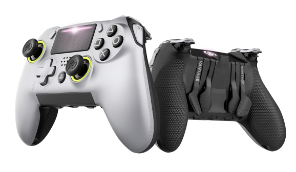 Scuff's wireless Vantage for PS4 and PC.