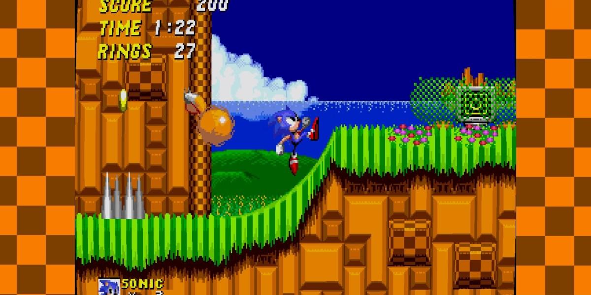 Sonic the Hedgehog 2.