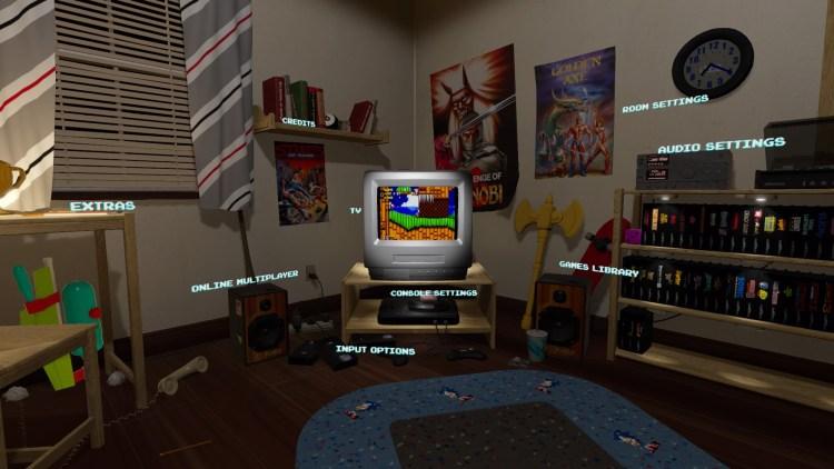 Sega Genesis Classics.