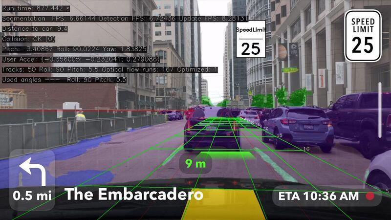 Mapbox Vision SDK