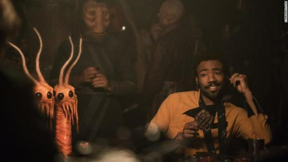 No, it's not a reference to Lando's Rosey Rupee Land.