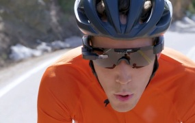 Solos smart glasses for bikers.