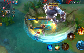 Arena of Valor in action.