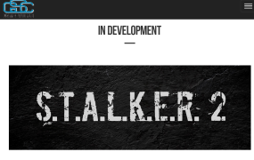 GSC Game World is gonna make another Stalker game.