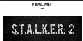 STALKER 2 is in development, GSC GameWorld boss reveals