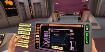 Star Trek: Bridge Crew The Next Generation impressions — VR's empty Enterprise