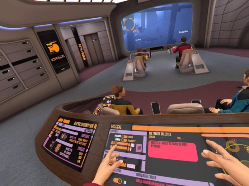 Star Trek: Bridge Crew The Next Generation impressions