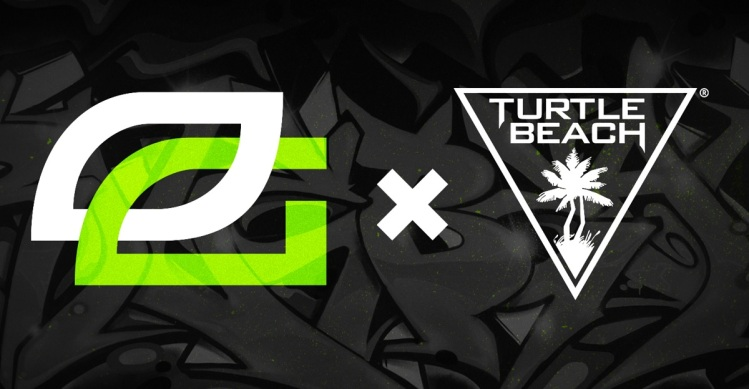 Turtle Beach and Optic Gaming have teamed up.