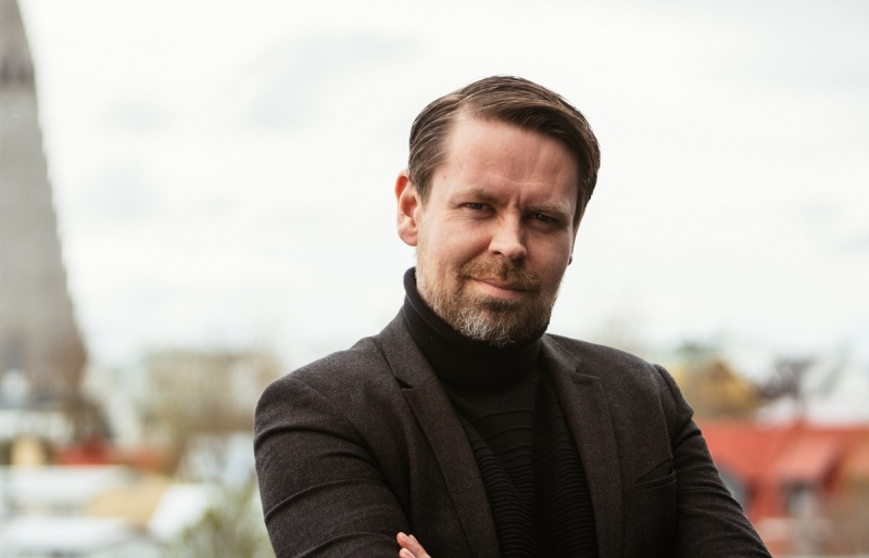 Thor Fridriksson, CEO, and co-founder of Teatime Games.