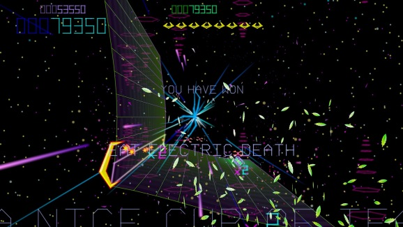 Atari's upcoming Tempest 4000 was developed by Llamasoft, a two-person game studio, and features crowdsourced music.