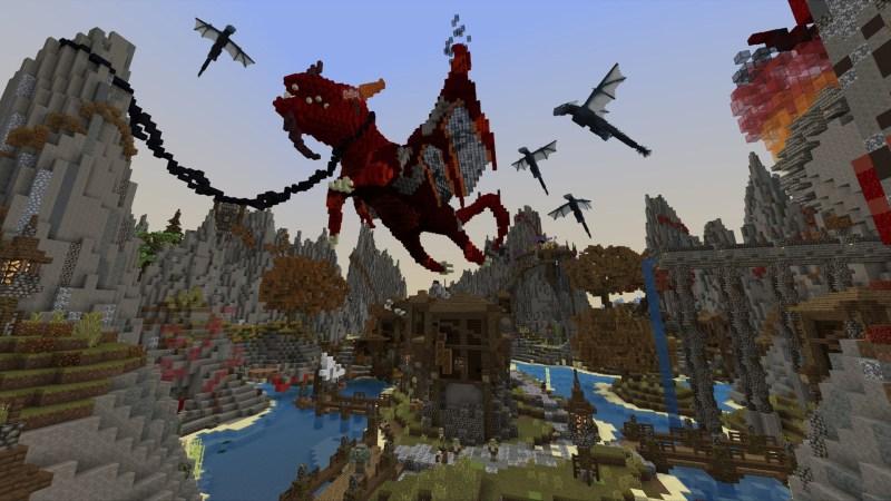 6. Dragon Lands