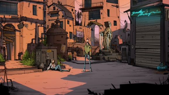 Backwoods Entertainment's Unforeseen Incidents is a classic point-and-click adventure.