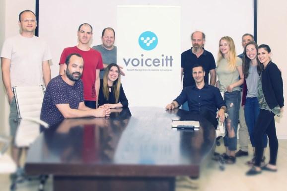 Voiceitt - AI for Good Winner