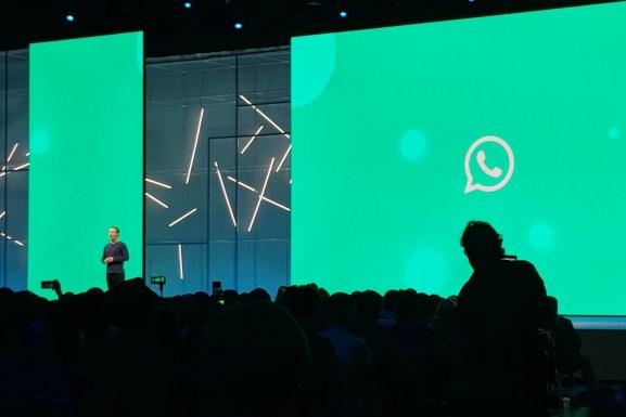 Facebook CEO Mark Zuckerberg talks about the departure of