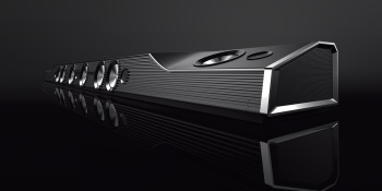 Creative's X-Fi Sonic Carrier review: the best soundbar from 5 years in the future