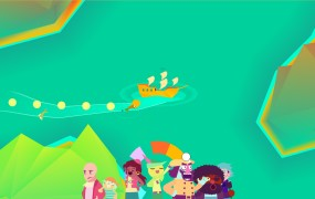 Dumb and Fat Games used GameMaker Studio to develop its musical adventure Wandersong.