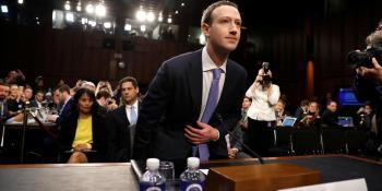 Zuckerberg predicts Facebook antitrust win if Warren is elected president