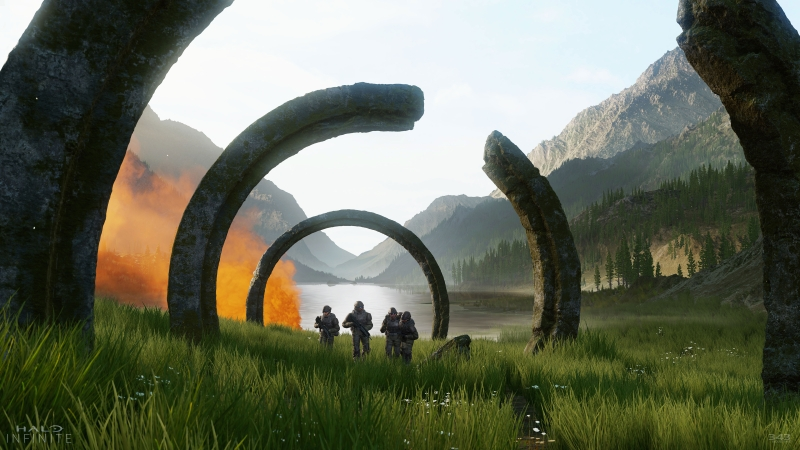 Halo Infinite for Xbox One is currently under development.