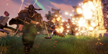 Rend preps for Early Access with a survival twist: Norse mythology