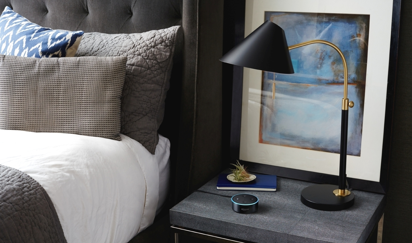 Amazon's Alexa is coming to Marriott hotel rooms
