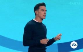 Andrew Wilson at E3.